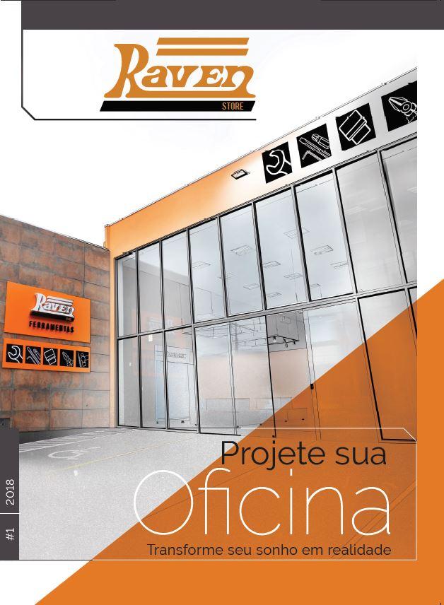 Revista Raven Store Nº 01